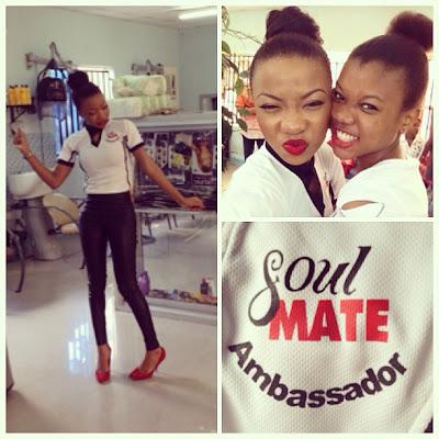 mocheddah soul mate brand ambassador