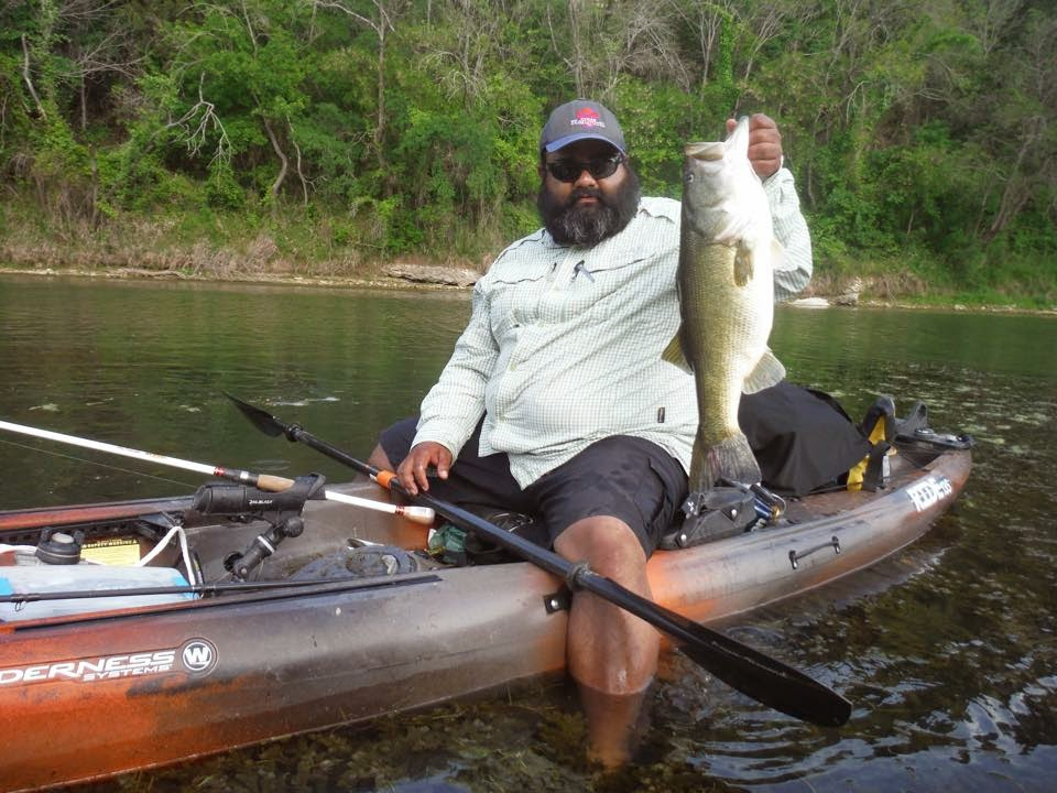 A kayak fishing discipleship brazos river expedition for Brazos river fishing