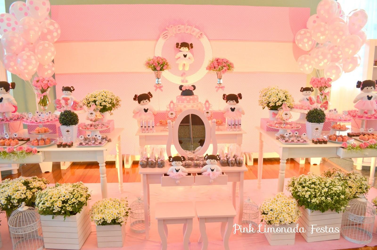 decoracao festa minnie rosa : decoracao festa minnie rosa:decoracao de festa infantil da minie rosa e branco wallpapers real