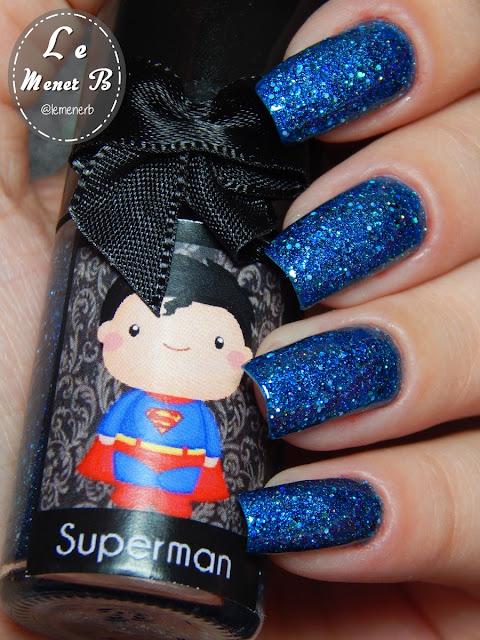 esmalte superman edk