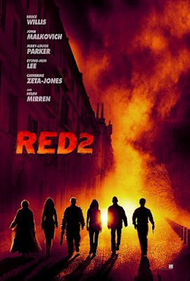 Cartel de Red 2 - cine series y tv