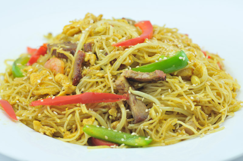 rice singapore noodles singapore fried rice noodles recipe recipes