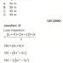 Pembahasan Soal Matematika SMP, Operasi Aljabar