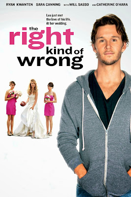Poster Of Hollywood Film The Right Kind of Wrong (2013) In 300MB Compressed Size PC Movie Free Download At exp3rto.com