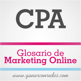 CPA | Glosario de marketing Online