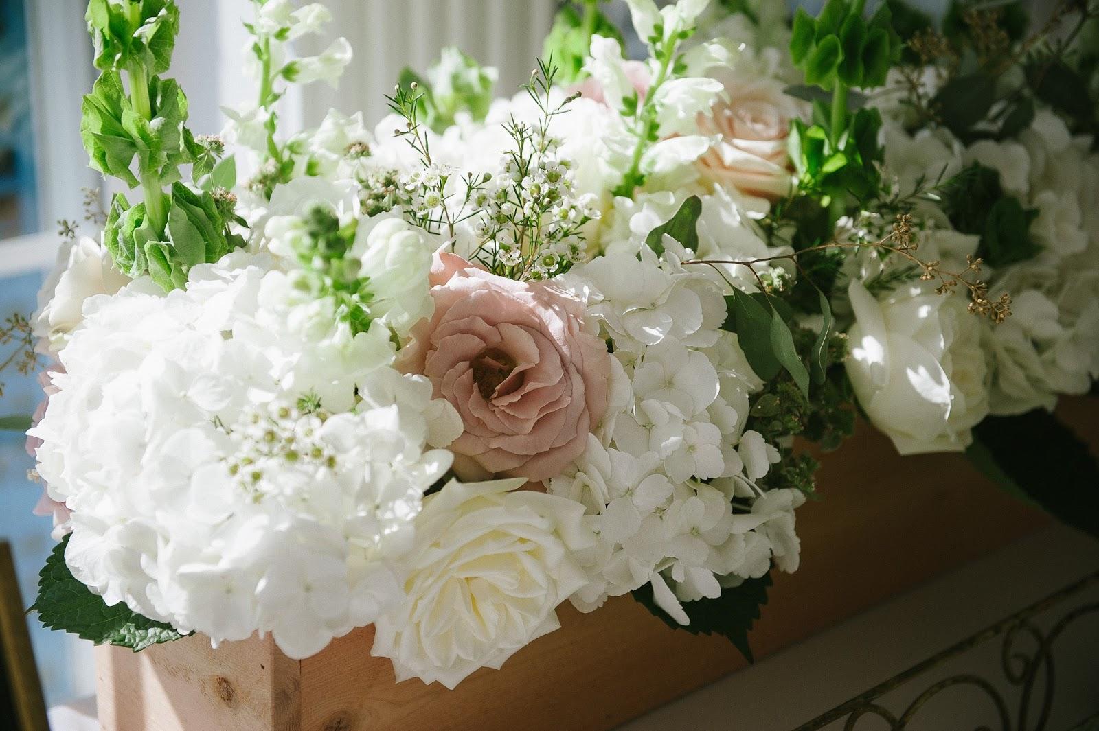 Sweet Blossoms Llc Katies Wedding At Springfield Manor