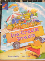 rocket books ice cream dream jeanne wills jane cope