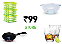 Buy Home & Kitchen Products At Just Rs 99 + 10% off for SBI Debit Cards :Buytoearn
