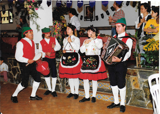 Centro Equestre da Leziria Grande Grupo Folclorico Ribatejano Vila Franca de Xira 1995
