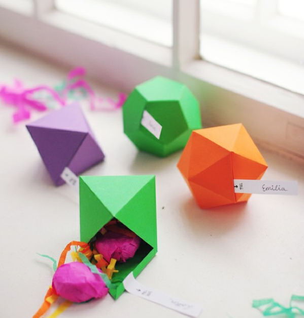 COPOUGD503 // Fedrigoni // Origami