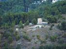 Aproximació fotogràfica a la Torre Fossada de Castellbisbal del Turó del Telègraf