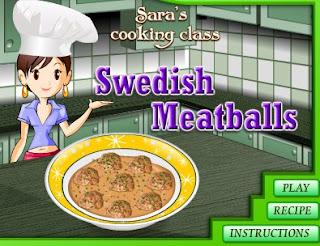 Permainan Memasak Bakso Swedia