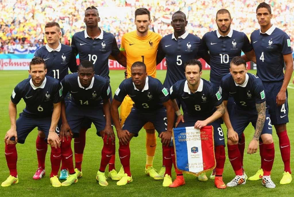 France 2014 FIFA World Cup Brazil