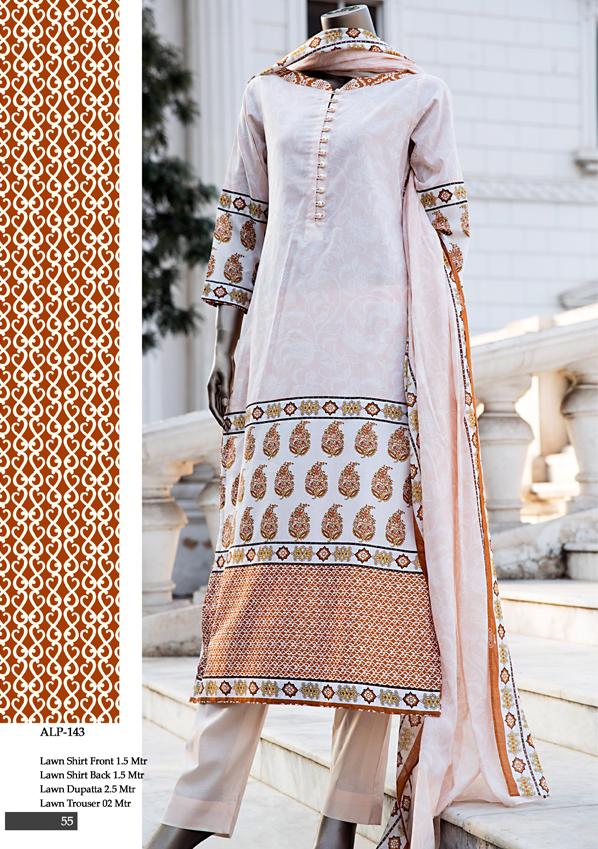 Almirah Summer 2015 Lawn Dresses