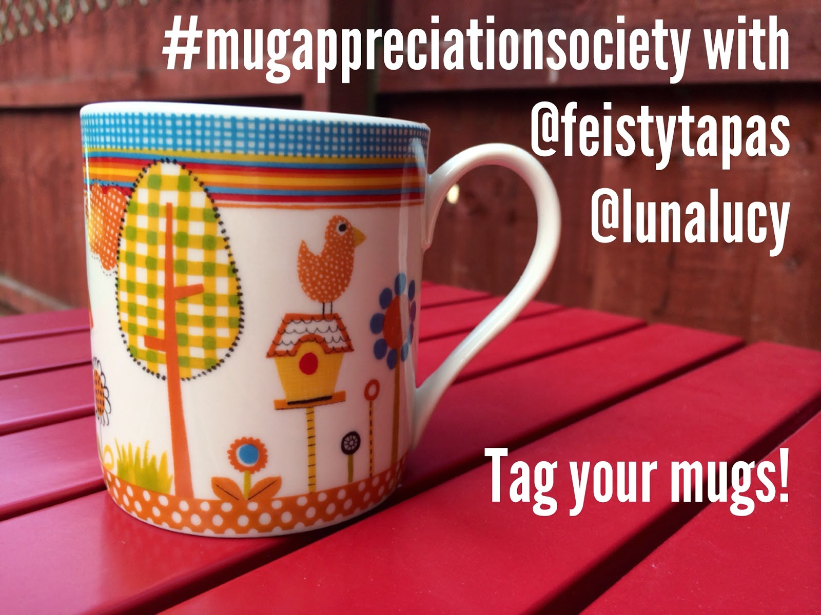 #mugappreciationsociety: the how, the who and the why