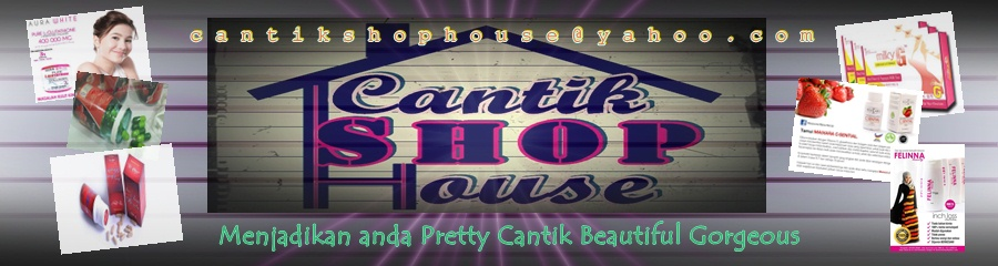 Cantik SHOP House