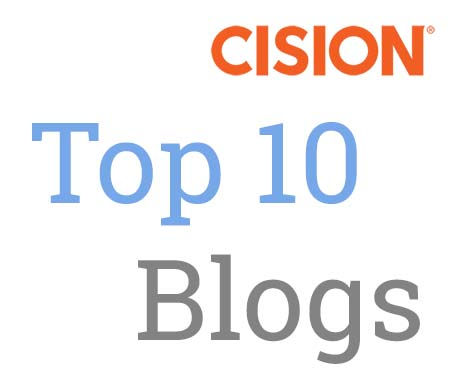 Top 10 blogi 2017, 2016, 2015, 2013