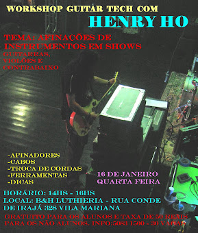 workshop HENRY HO