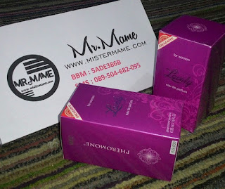 Ready Stock Parfum Lovely Parfume Pheromone Untuk Wanita Memikat Pria