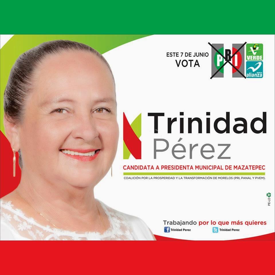 TRINIDAD PEREZ