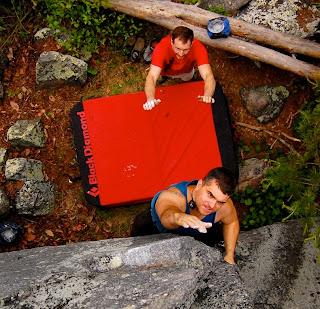 Rock Climbing Routes in Dixon School Boulders, Western ...
