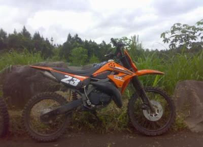 yamaha rx king trail