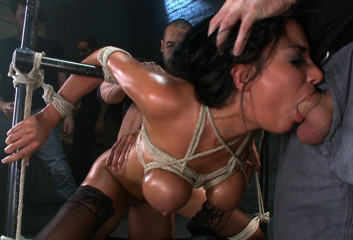 extreme sex bondage pic: