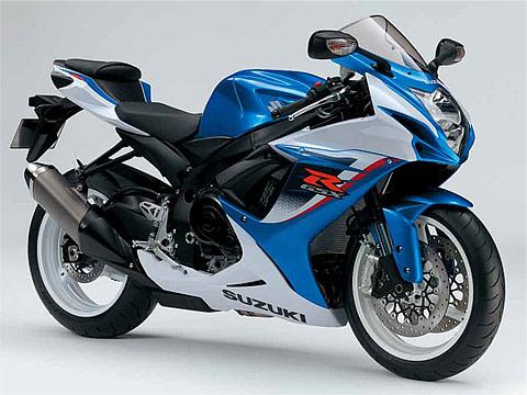 2013 Suzuki GSX-R600 Motorcycle Photos, 480x360 pixels