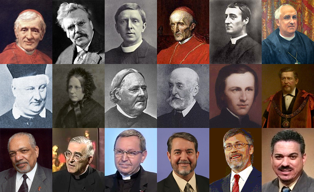 Conversos al catolicismo
