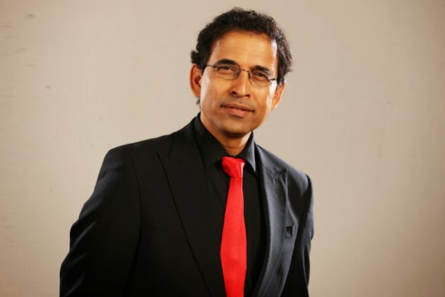 Harsh-Bhogle-CSK-vs-RR-CLT20-2013