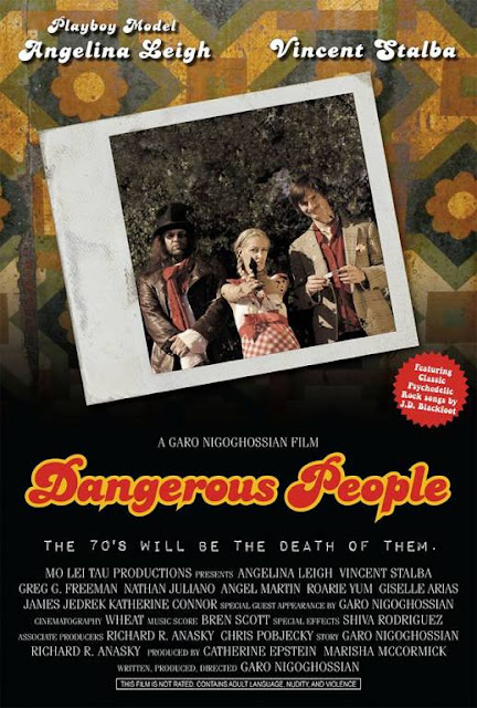 Dangerous People cover