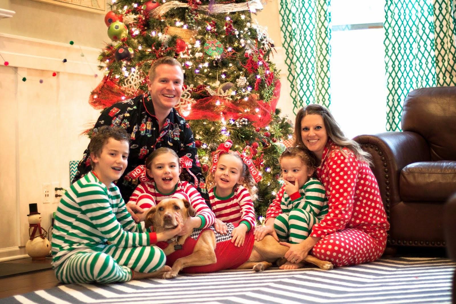 Fackrell Family 2014