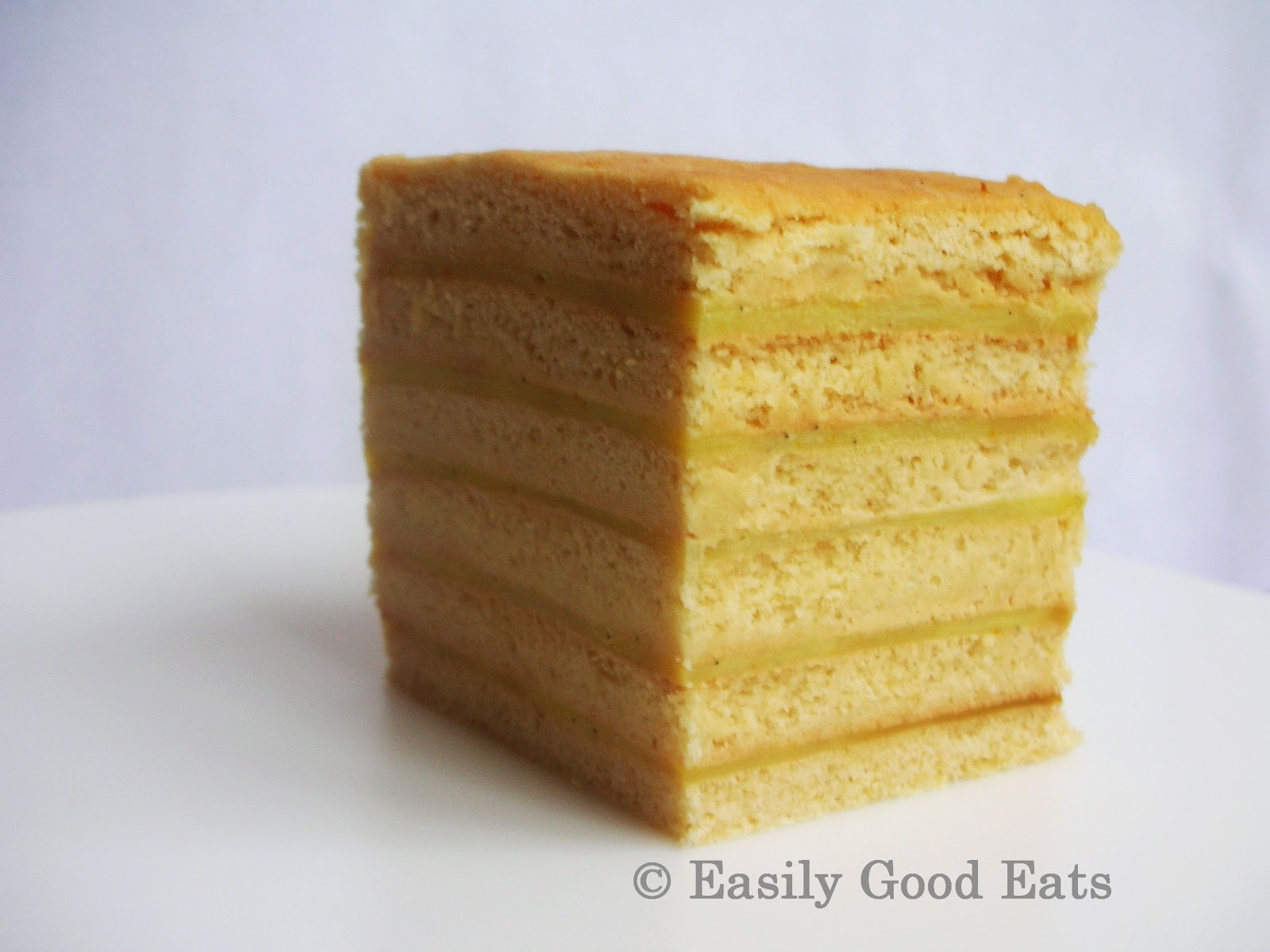 Russian Layer Cake Recipe