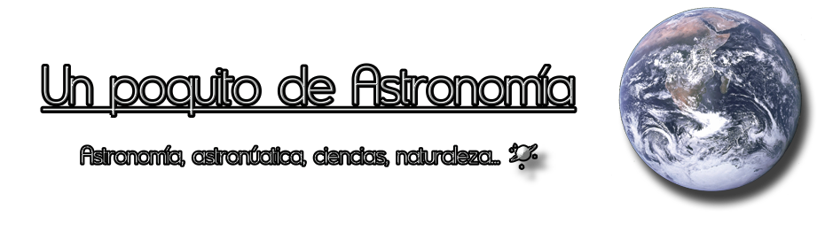 Un poquito de Astronoma - Ciencias, volcanes, software, ebooks...