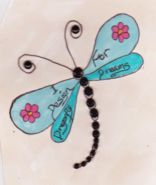 I am Design Team Member of Dragonfly Dreams Challenge