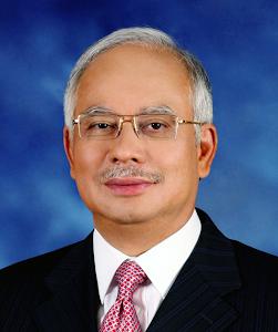 YAB Datuk Seri Najib Tun Abdul Razak
