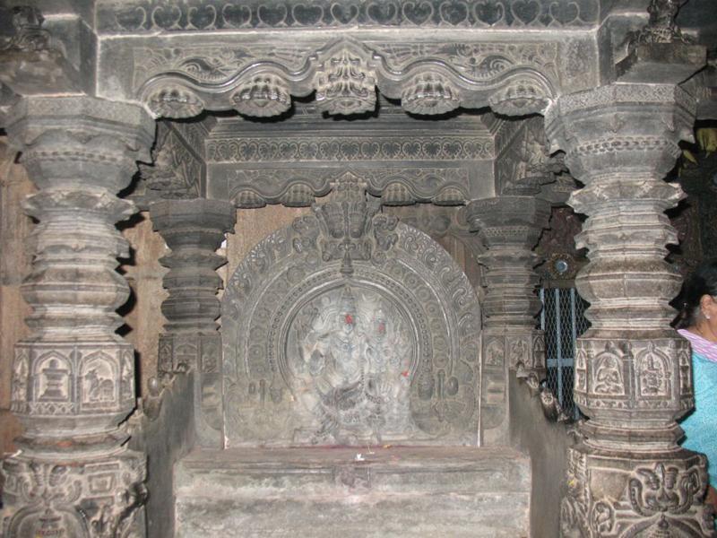 Triloka Mandapa Madhukeshwara Temple