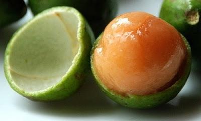 Frutas exóticas y bellas - Limoncillo
