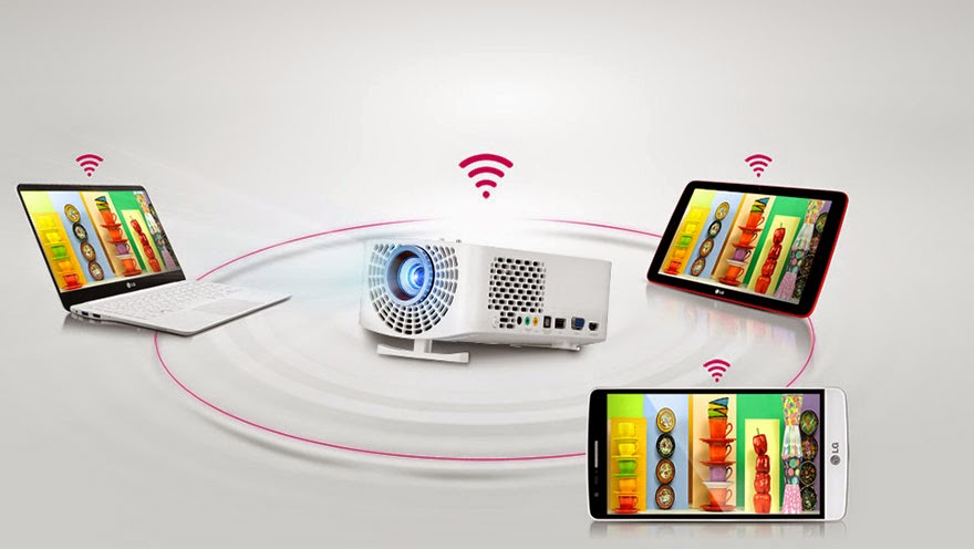 LG-PF1500G Full HD LED Projektör