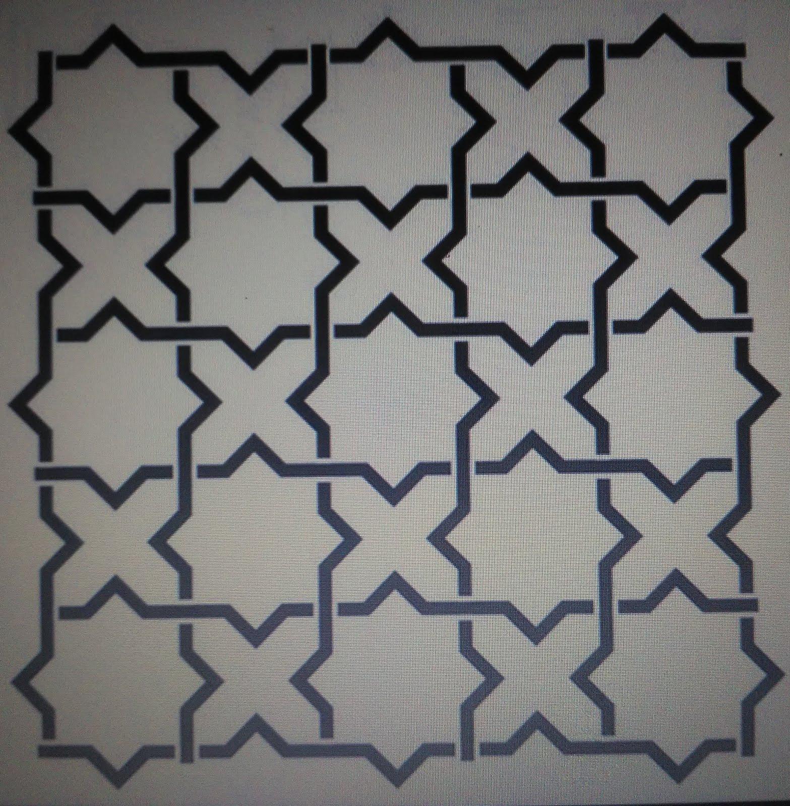 Abjad y geometría. Mensaje sufí.