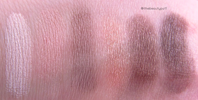 studio gear cosmetics warm nudes - the beauty puff