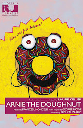 ENTER to WIN 4 Tickets ($60) to Arnie The Doughnut at Lifeline Theatre's Kidseries