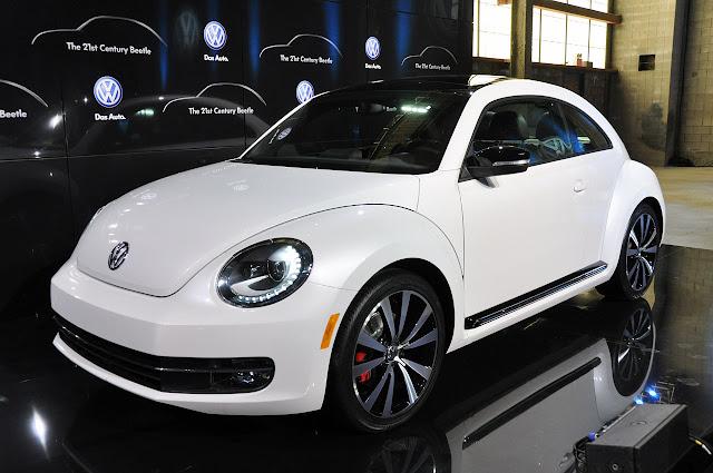 2012 Volkswagen Beetle Silhouette New Tv Premiere Video