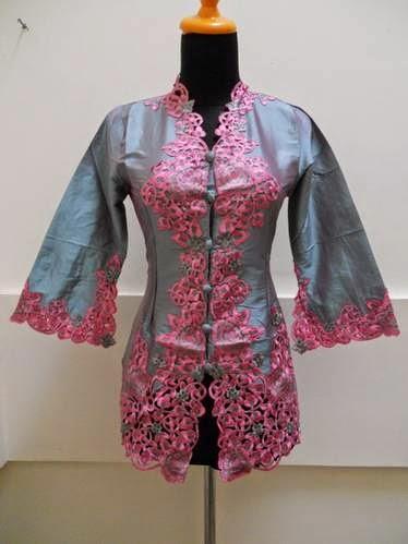 Foto Model Baju Kebaya Atasan