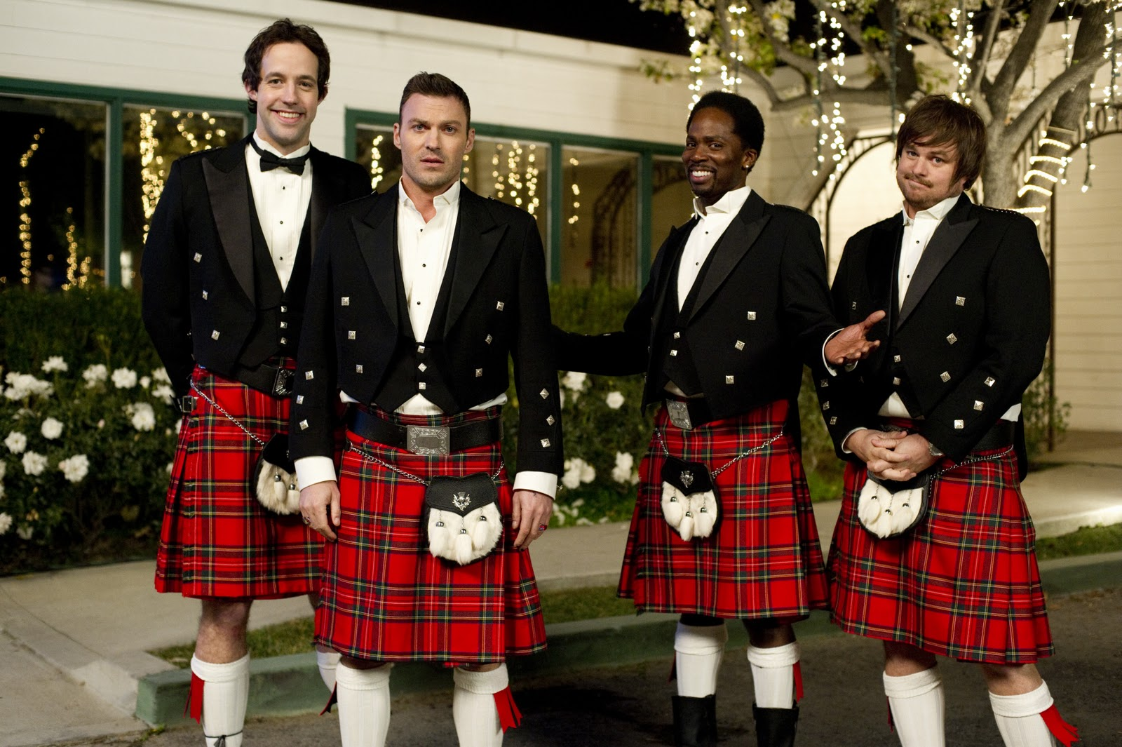 Guest Stars Appearing In TBS The Wedding Band