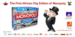 The First Ever Lagos City Monopoly Now On Sale!