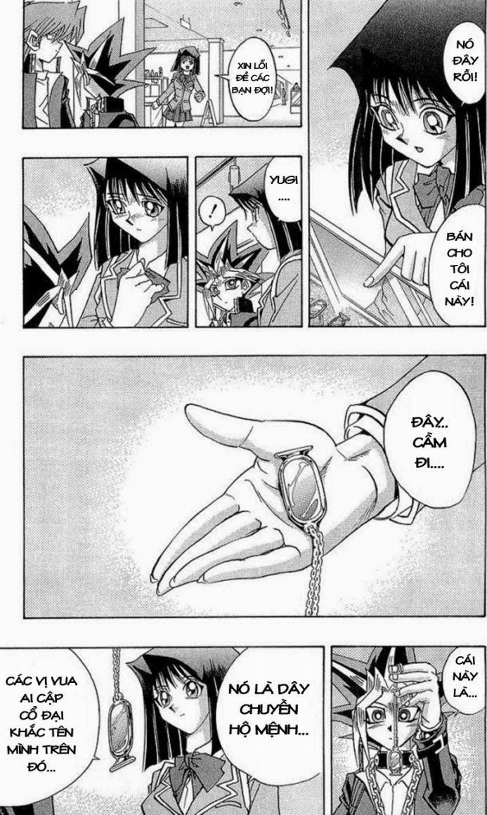 YuGi Oh – Vua Trò Chơi chap 282 Trang 11
