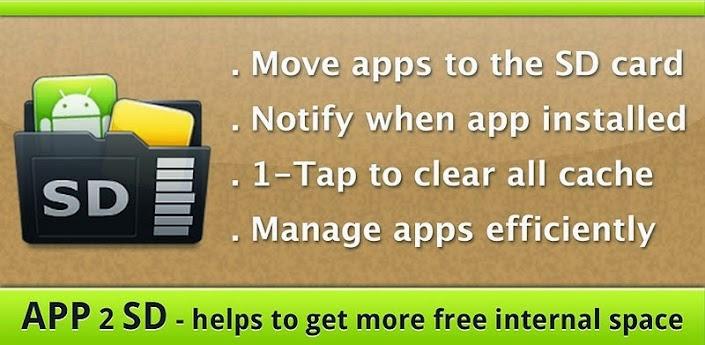 AppMgr Pro III (App 2 SD) v3.54 Patched APK