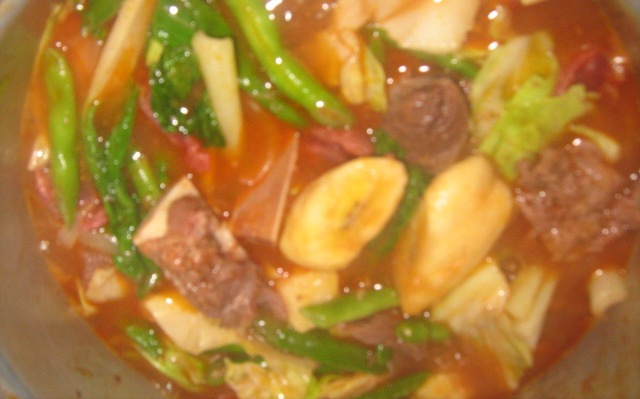 HOW TO COOK: HOW TO COOK PORK POCHERO (POCHERONG BABOY)