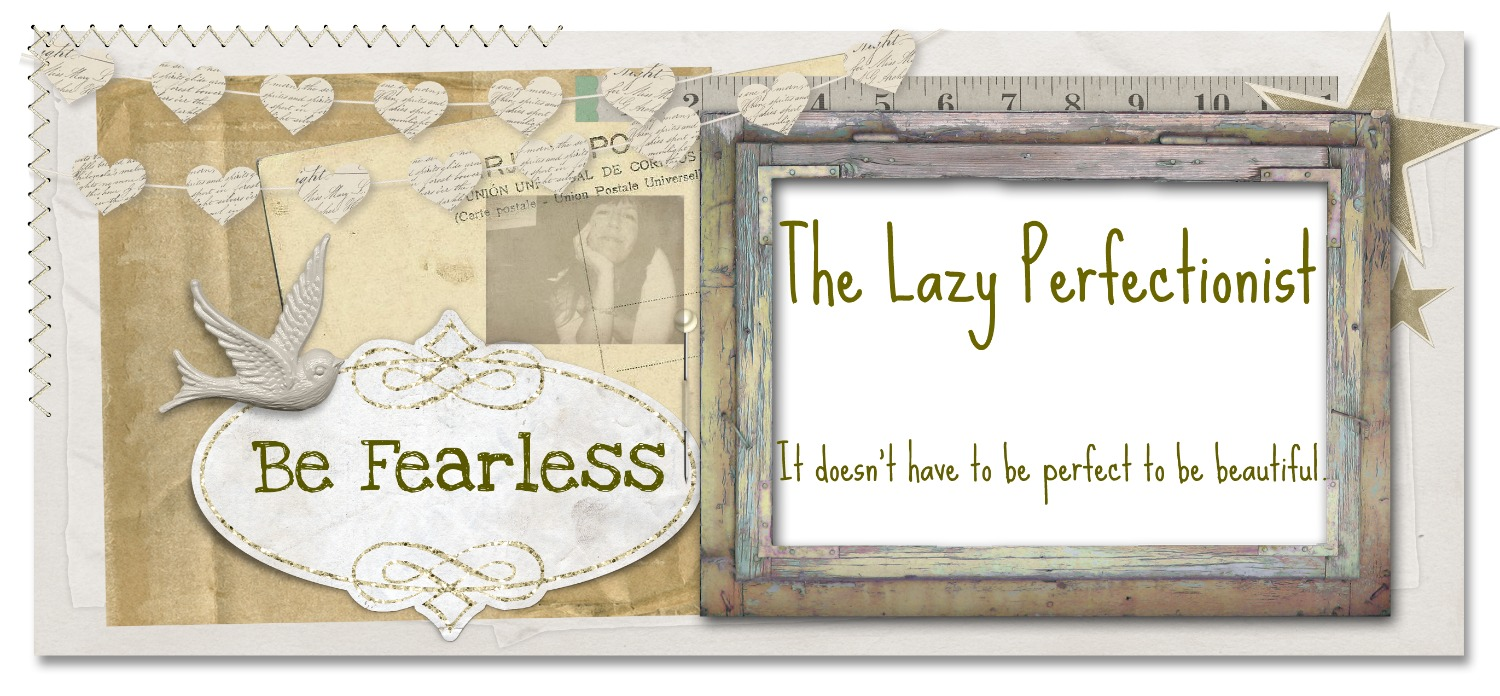 The Lazy Perfectionist